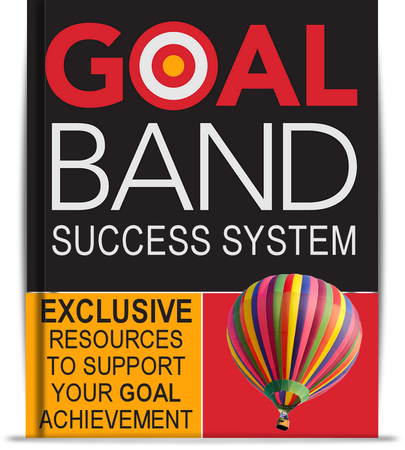 GoalBand Success System a programme to help you succeed in the achievement of your goals