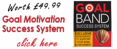 Buy GoalBand Weight Loss Wristband TODAY and receive £49.99 worth of FREE diet, weight loss and slimmers materials.